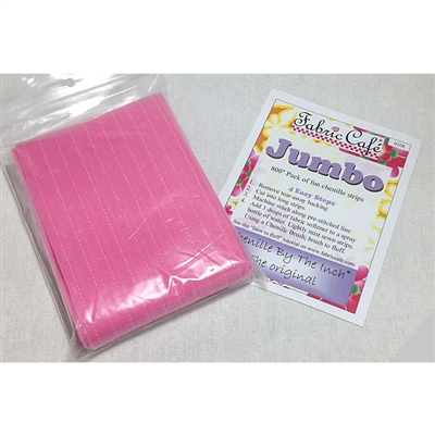 Chenille By The Inch - Jumbo Pack