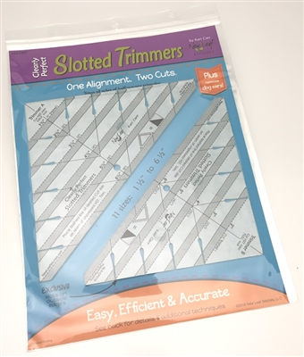 Slotted Trimmers