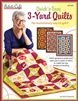 Quick'n Easy 3 Yard Quilts - Pattern Book