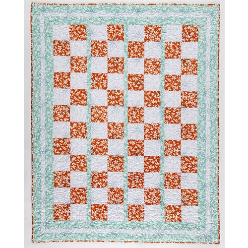 Easy Peasy 3 Yard Quilts Pattern Book
