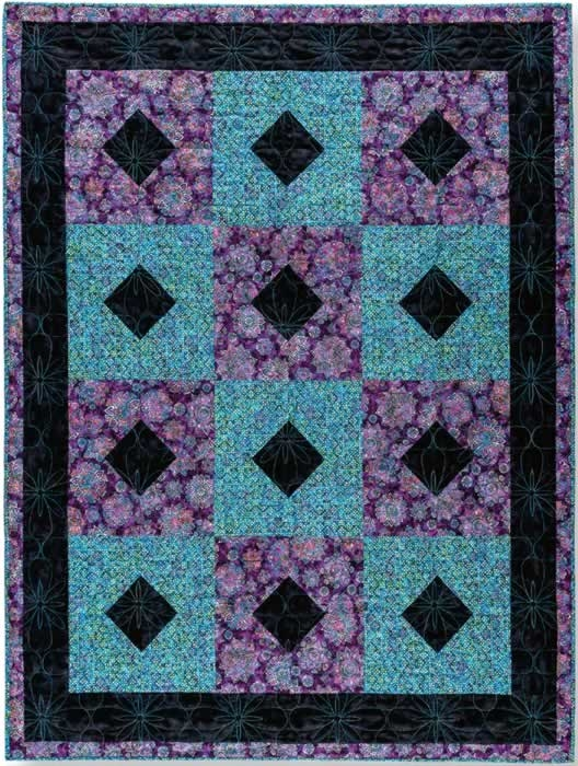Easy Does It 3 Yard Quilts Pattern Book