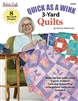 Quick As A Wink 3-Yard Quilts - Pattern Book