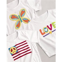 Kids Can T-Shirt Applique Pattern