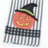 Bewitched Pumpkin Applique