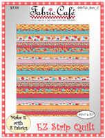 EZ Strip - Quilt Pattern