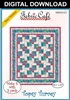 Topsy Turvey Downloadable 3 Yard Quilt Pattern