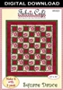 Square Dance Downloadable 3 Yard Quilt Pattern