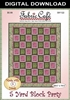 5 Yard Block Party - Downloadable Quilt Pattern