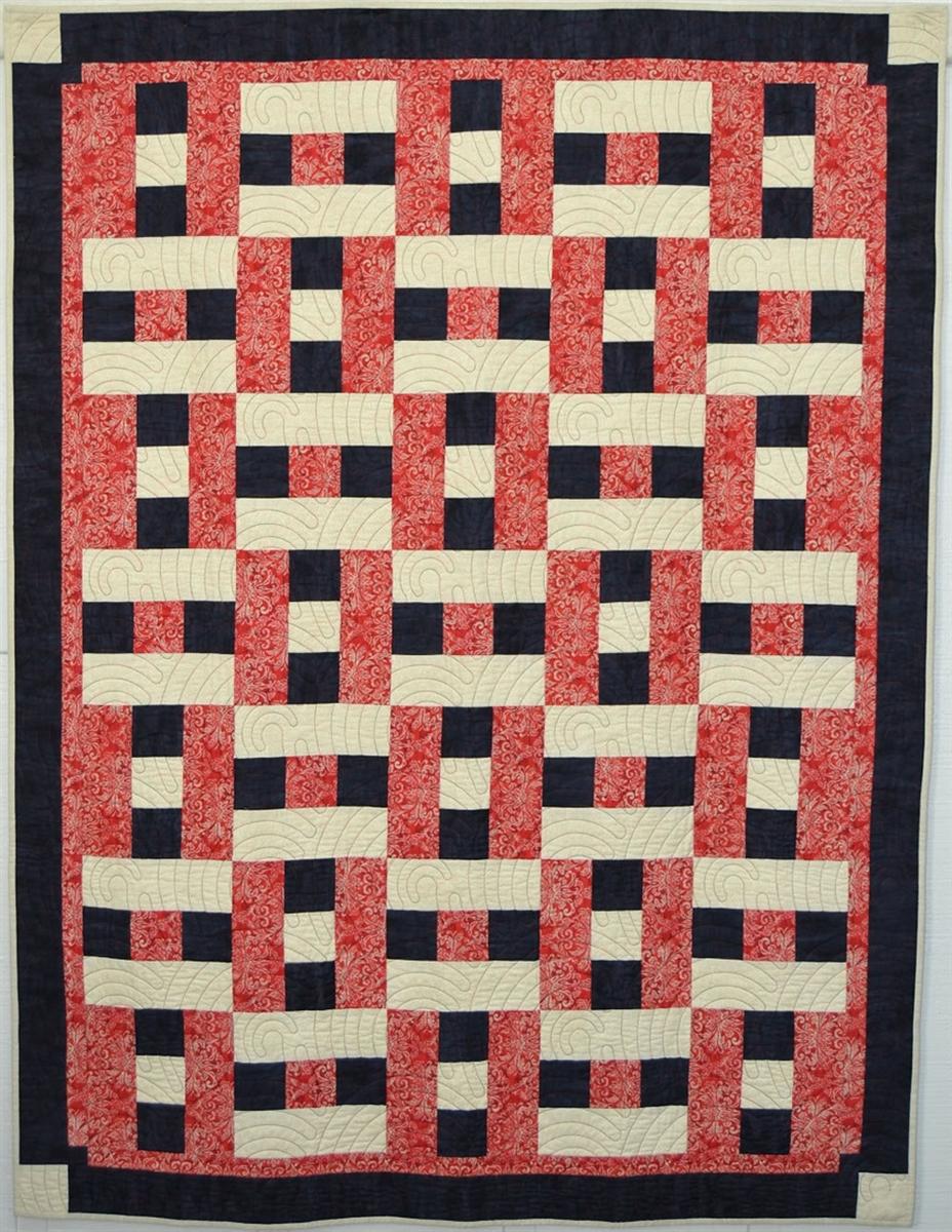 Hopscotch - 3 Yard Quilt Pattern : 5 yard quilt patterns - Adamdwight.com