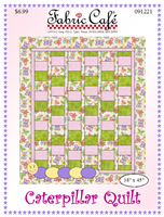 Caterpillar Quilt Pattern
