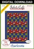 Checkmate - Downloadable 3 Yard Quilt Pattern