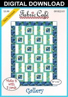 Gallery - Downloadable 3 Yard Quilt Pattern