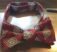 Fat Quarter Bow Tie Pattern