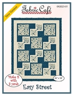 Easy Street - 3 Yard Quilt Pattern