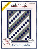 Jacob's Ladder - 3 Yard Quilt Pattern
