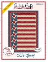 Olde Glory - 3 Yard Quilt Pattern
