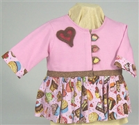 Cupcake Cuties Sweatshirt Jacket Kit