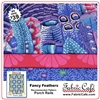 Fancy Feathers - 3 Yard Quilt Kit