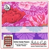 Cotton Candy Flowers - 3 Yard Quilt Kit