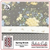 Spring Brook - 3 Yard Quilt Kit
