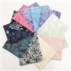 X's & O's - Fat Quarter Bundle