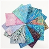 Boho Blues - Fat Quarter Bundle