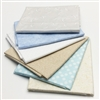 Fat Quarter Stash Builder - Light Fabrics